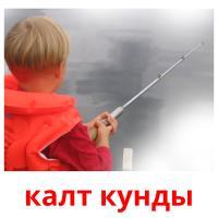 калт кунды picture flashcards