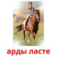 арды ласте picture flashcards