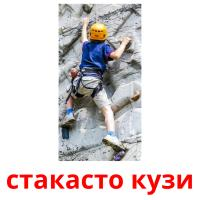 стакасто кузи picture flashcards