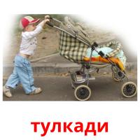 тулкади picture flashcards