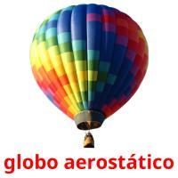 globo aerostático picture flashcards