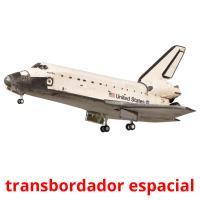 transbordador espacial picture flashcards