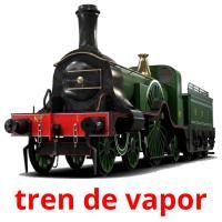 tren de vapor picture flashcards