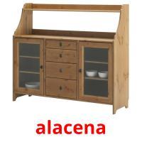 alacena picture flashcards