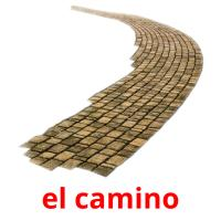 el camino card for translate