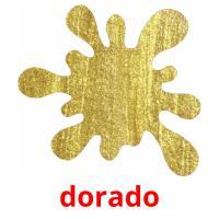 dorado picture flashcards