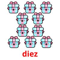 diez card for translate