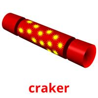 craker picture flashcards