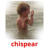 chispear picture flashcards