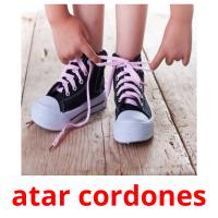 atar cordones card for translate