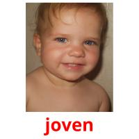 joven picture flashcards