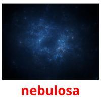 nebulosa picture flashcards
