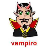vampiro picture flashcards