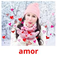 amor picture flashcards