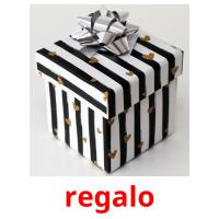 regalo picture flashcards