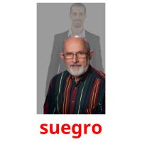 suegro picture flashcards