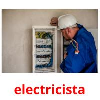 electricista picture flashcards