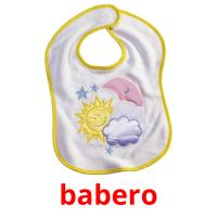 babero picture flashcards