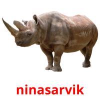 ninasarvik picture flashcards