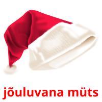 jõuluvana müts picture flashcards