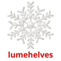 lumehelves picture flashcards