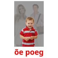 õe poeg picture flashcards
