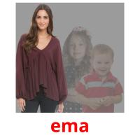 ema picture flashcards