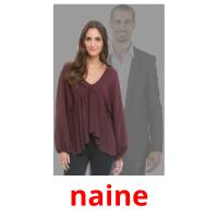 naine picture flashcards