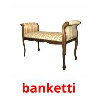 banketti picture flashcards