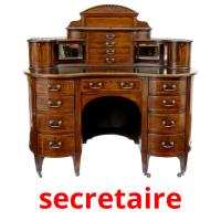 secretaire card for translate