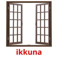 ikkuna picture flashcards