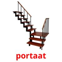 portaat picture flashcards
