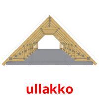 ullakko picture flashcards