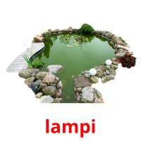lampi picture flashcards