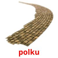 polku picture flashcards