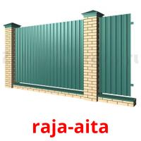 raja-aita picture flashcards