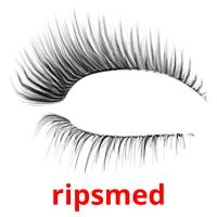 ripsmed picture flashcards