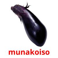 munakoiso picture flashcards