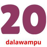 dalawampu picture flashcards