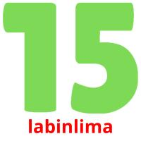 labinlima picture flashcards