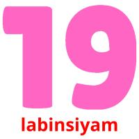 labinsiyam picture flashcards