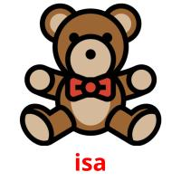 isa picture flashcards