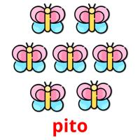 pito picture flashcards