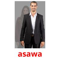 asawa picture flashcards