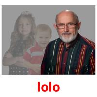 lolo picture flashcards