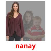 nanay picture flashcards