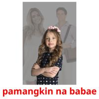 pamangkin na babae picture flashcards