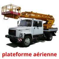 plateforme aérienne picture flashcards