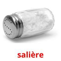 salière picture flashcards