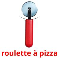 roulette à pizza picture flashcards